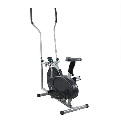 lahomie Crosstrainer,Walking und Crosstrainer Heimtrainer Ellipsentrainer Cross Trainer Heimtrainer Cardio-Fitnessgeräte (93.5 * 50,3 * 161,5 cm)