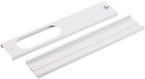 Sichler Exclusive Blenden für Fenster: Rollladen-Fensterblende für Klimaanlagen, z.B. ACS-90 & -120.out (Rollladen-Fenster-Blenden)