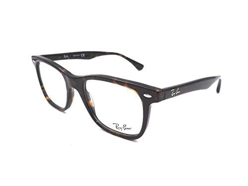 RAY-BAN RX5248 - 2012 Eyeglasses Dark Havana w/ Clear Demo Lens 49mm