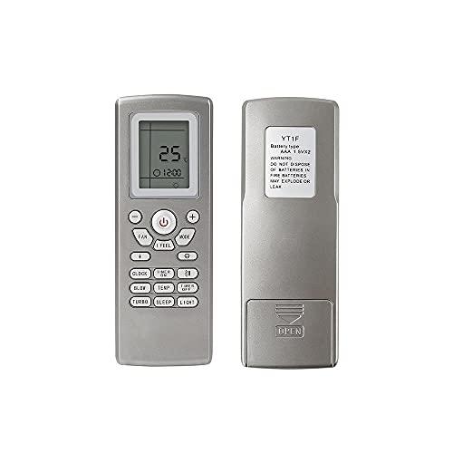 Condizionatore Aria condizionata Telecomando Adatto per Gree McQuay LennDx Aermec YT1F YT1FF YT1F1 YT1F2 YT1F3 YT1F4