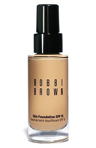 Bobbi Brown Skin Foundation SPF 15 Fond de teint 1.5 Warm Ivoire 30 ml