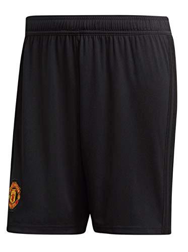 Manchester United FC - Herren Heim-Shorts von 2018/19 - Offizielles Merchandise - Geschenk für Fußballfans - XXL