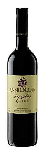 Anselmann Dornfelder Classic 2019 0,75 Liter