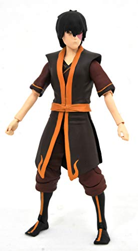 Diamond Select Toys: Avatar The Last Airvender - Zuko Action Figure