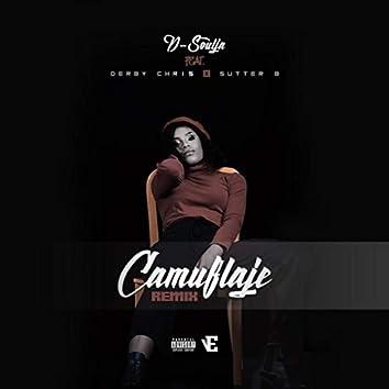 Camuflaje (Remix) [feat. Derbi Chris & Sutter B]