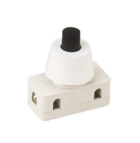 Interruptor a pulsador (tipo flexo y escolar)