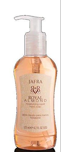 Jafra Royal Almond Feuchtigkeitsspendende Handseife 125 ml