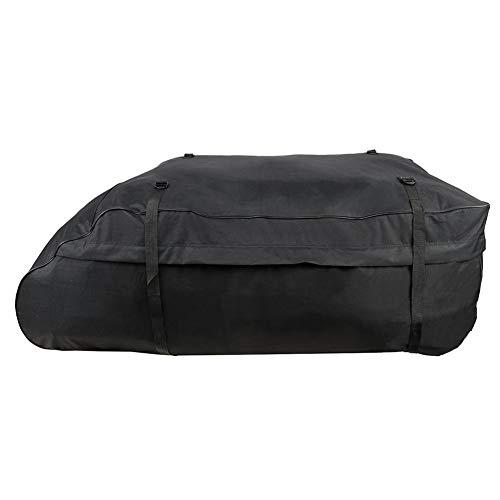 Auto Dach Tasche Top Carrier Cargo Storage Dach Gepäck wasserdicht Softbox Gepäck im Freien wasserdicht für Auto mit Racks, Reisen Touring, Autos, Lieferwagen, Geländewagen
