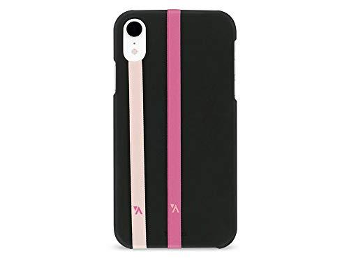 Artwizz PhoneStrap Fingerhalter - Zwei Smartphone Halterungen zur Befestigung an Schutzhülle - Rosa/Pink