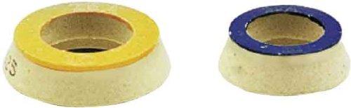 Mersen D-Ring-Paßeinsatz 01652.016000 D II, 16A grau D-Ring-Passeinsatz 4086500008766