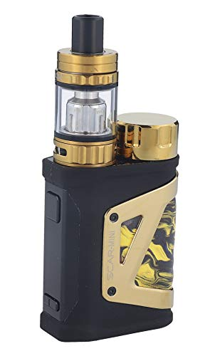 SMOK Scar Mini E-Zigaretten Set - 80 Watt, Gold, 3ml Tankvolumen