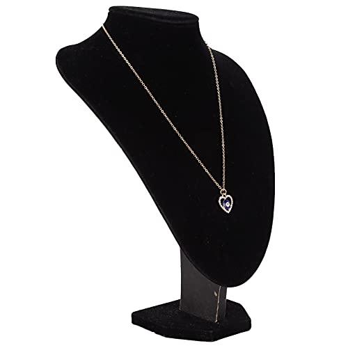 Collar de ojo azul, cadena de ondas de agua de corazón, joyería de ojo malvado turco, amuleto, regalo para mujeres, niñas, familiares, amigos