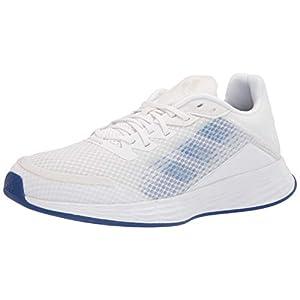 adidas womens Duramo Superlite White/Screaming Pink/Dash Grey 8.5