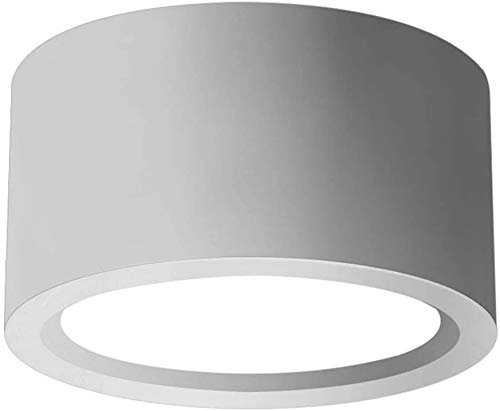 Popertr De ahorro de energía LED Downlight de superficie de montaje empotrado Bar Restaurante iluminación del gabinete luz de techo CRI80 color de alta densidad LED Downlight de la decoración interior