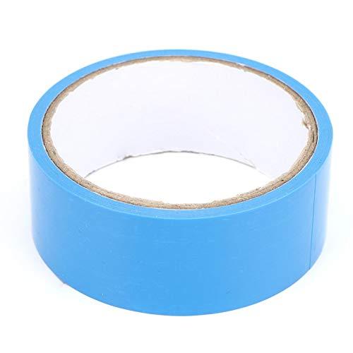 SALUTUYA Buen Rendimiento de Sellado Cinta Adhesiva Ligera para neumáticos de Bicicleta 1 Pieza 4 tamaños, para Bicicleta(35mm)