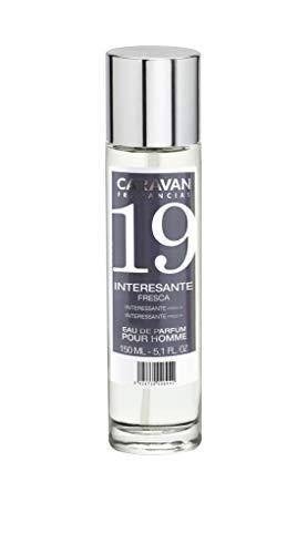 CARAVAN FRAGANCIAS nº 19 - Eau de Parfum con vaporizador para Hombre - 150 ml