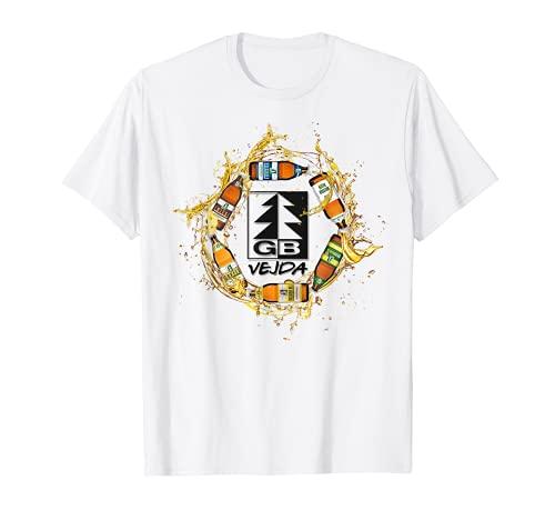 GB Vejda Bier-Bottle-Splash T-Shirt