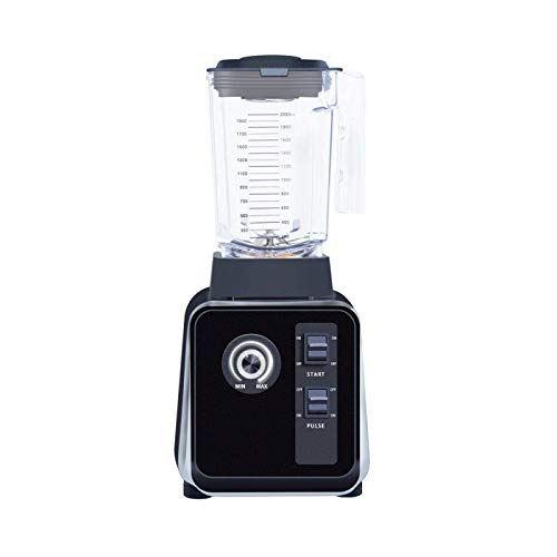 DHTOMC Juicer Professional Blender Cocina Vegetal Electric Baby Maker CE Blenders para Smoothie Procesador de Alimentos Multifuncional Negro WZ-388-2L Xping (Color : Wz3882l)