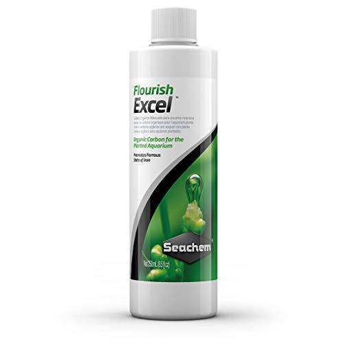 Seachem Flourish Excel Bioavailable Carbon - Organic Carbon Source for Aquatic Plants 500 ml