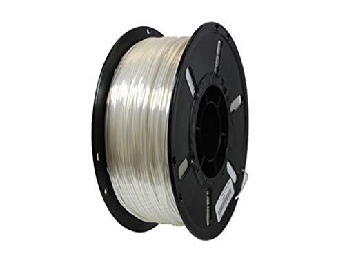 OWL-Filament Silk Seiden PLA+ viele Farben 3D Drucker Filament 1kg 1,75mm (Pearl White)