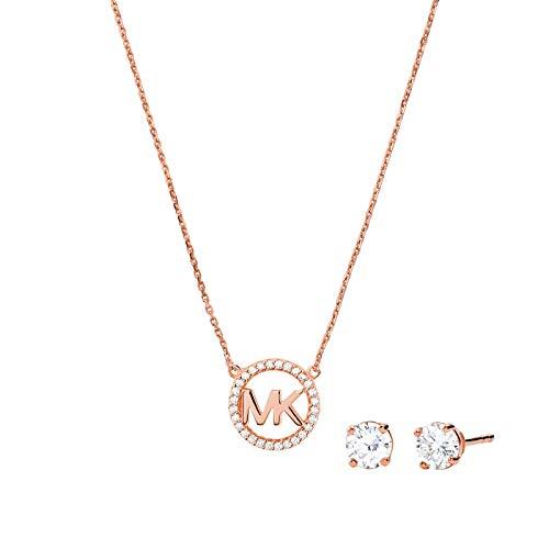 Michael Kors Damen 925er Silber One Size Roségold 32011808
