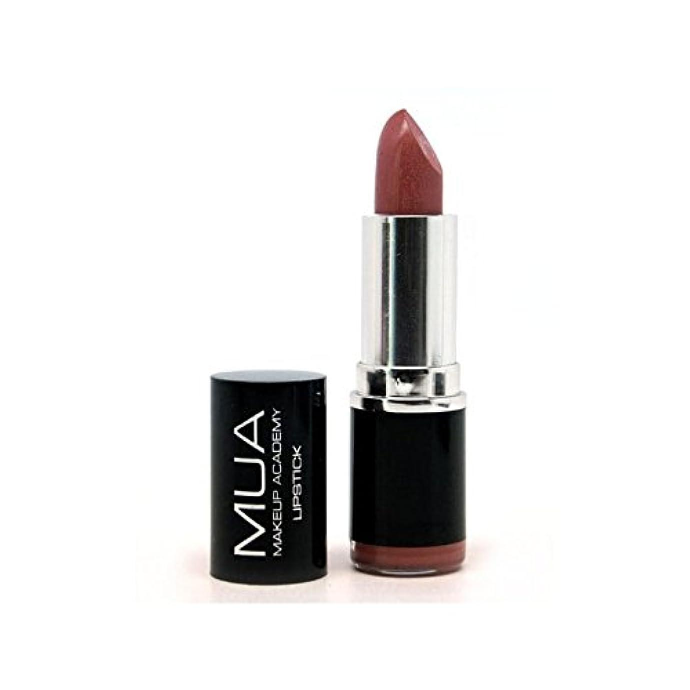職業センサー文献MUA Lipstick - Shade 11 (Pack of 6) - の口紅 - 日陰11 x6 [並行輸入品]