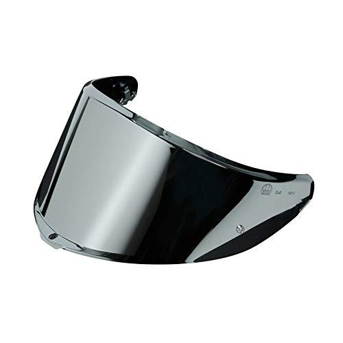 AGV Visor K6 MPLK Iridium Silver