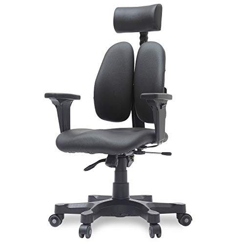 Our #2 Pick is the Duorest Gold Ergonomic Office Chair