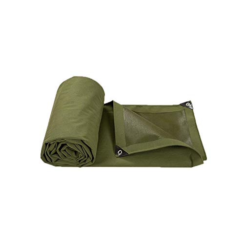 Dall bâche Bâche Heavy Duty Bâche Feuille De Sol Toile Imperméable Couverture Camping Tapis De Sol