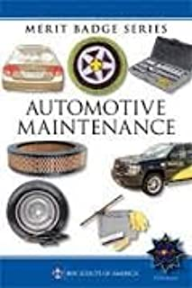 automotive merit badge book