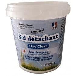SORELIA - Sel Détachant 5kg Oxy Clear