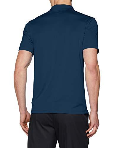 Nike Dry Victory Solid Polo pour Homme Large Gris foncé/Noir