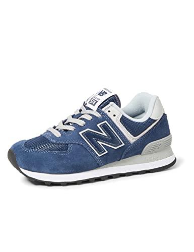 New Balance WL574EB, Zapatillas Mujer, Azul (WL574EN), 39 EU
