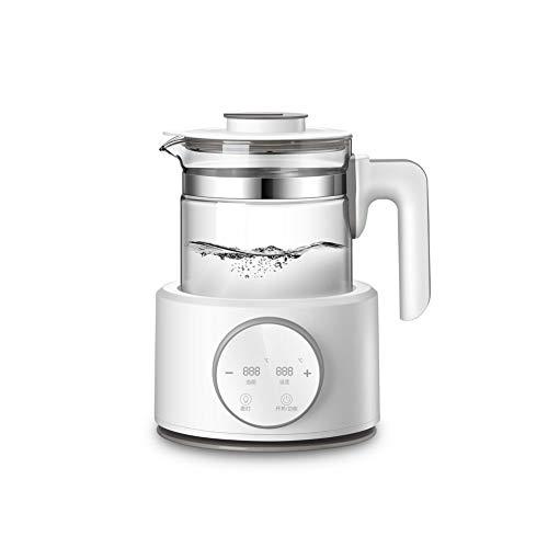 DJXLMN Baby Thermostat 24 Stunden, Babynahrung Wasserkocher, schnell erhitzte Muttermilch mit eingebautem Thermostat
