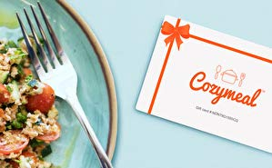 COZYMEAL Cooking Classes, Private Chefs & Tours Gift Certificate ($50)