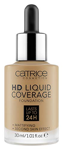 Catrice - Foundation - online exclusives - HD Liquid Coverage Foundation 060