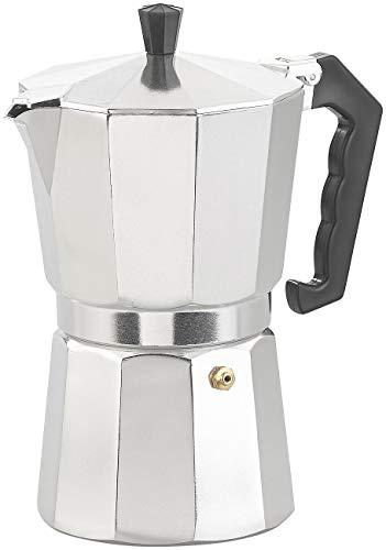 Cucina di Modena Espressokocher Induktion: Espresso-Kocher für 9 Tassen, 400 ml, für alle Herd-Arten (Kaffeekocher Induktion)