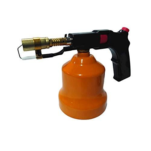 FAST WORLD SHOPPING  Soplete de gas butano quemador con recarga 190 g soldador piezoeléctrico
