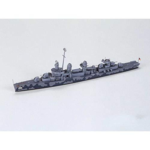 Tamiya Military Model 1/700 War Ship DD445 Fletcher US Destroyer 31902 (Japan Import)