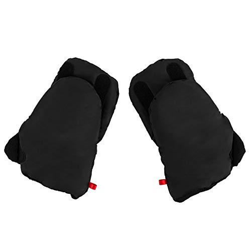 Saco de mano para cochecito de bebé, calentador anticongelante, accesorios para cochecito de bebé, para bebés y niños pequeños, guantes sin dedos para padres y cuidadores