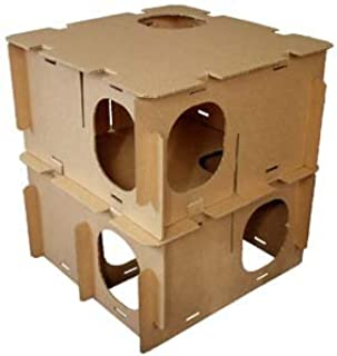BinkyBunny Mini Haven Rabbit House
