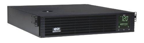 Tripp Lite 2200VA Smart UPS Back Up, Sine Wave, 1920W Line-Interactive, 2U Rackmount, Extended Run Option, LCD, USB, DB9 (SMART2200RMXL2U)