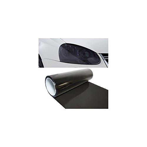 WrapWorkers Series Vinilo de Faros y Pilotos Negro 70%, 50x30 cm