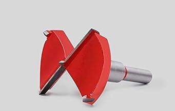 X-BAOFU, 1PCS Madera Broca autocentrante Sierra de perforación Cortador de Tratar Madera Conjunto 16-80mm Brocas de Metal Duro for pánel de Yeso (tamaño : 30mm)