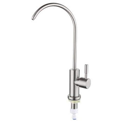 Grifo de filtro de agua potable directo SHGO HOT-Kitchen, grifo Ro de acero inoxidable 304, sistema de purificación, ósmosis inversa, cocina Robinet para