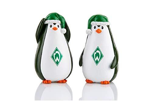 Werder Bremen Weihnachts Pinguin 2er Set (one Size, Multi)