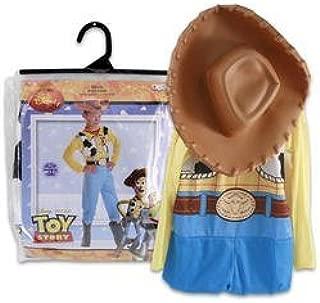Disney Toy Story Woody Costume (disfraz): Amazon.es: Juguetes y juegos
