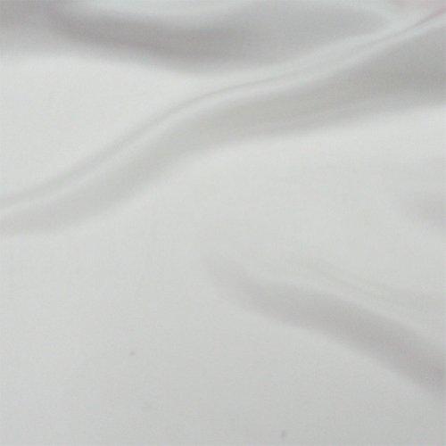 Thai Silks! Habotai - China Silk, 8mm, 54' (Natural White)