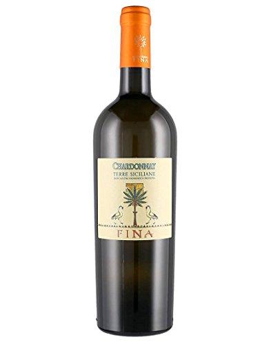 Terre Siciliane IGT Chardonnay Cantine Fina 2019 0,75 ℓ