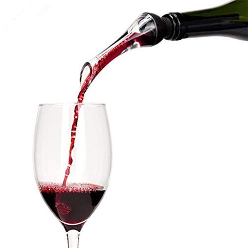 Aireador de vino – Boquilla premium de aireación y decantador